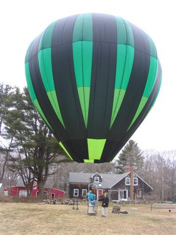 Hopper Ballooning